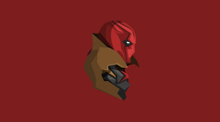 red hood wallpaper 081